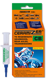 gearbox additive, synchronizators, ceramic, ceramizer