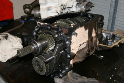 how much to rebuild a transmission