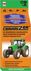 Oil additive for tractor transmissions - Ceramizer