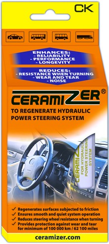 power steering system additive,  power steering system oil additive