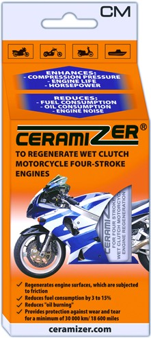 Motorcycle oil additives